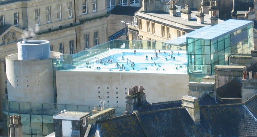 Thermae Bath Spa