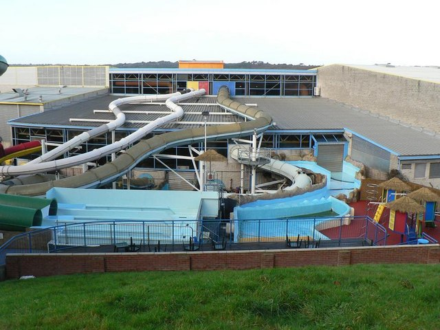 Poole Splashdown Waterpark