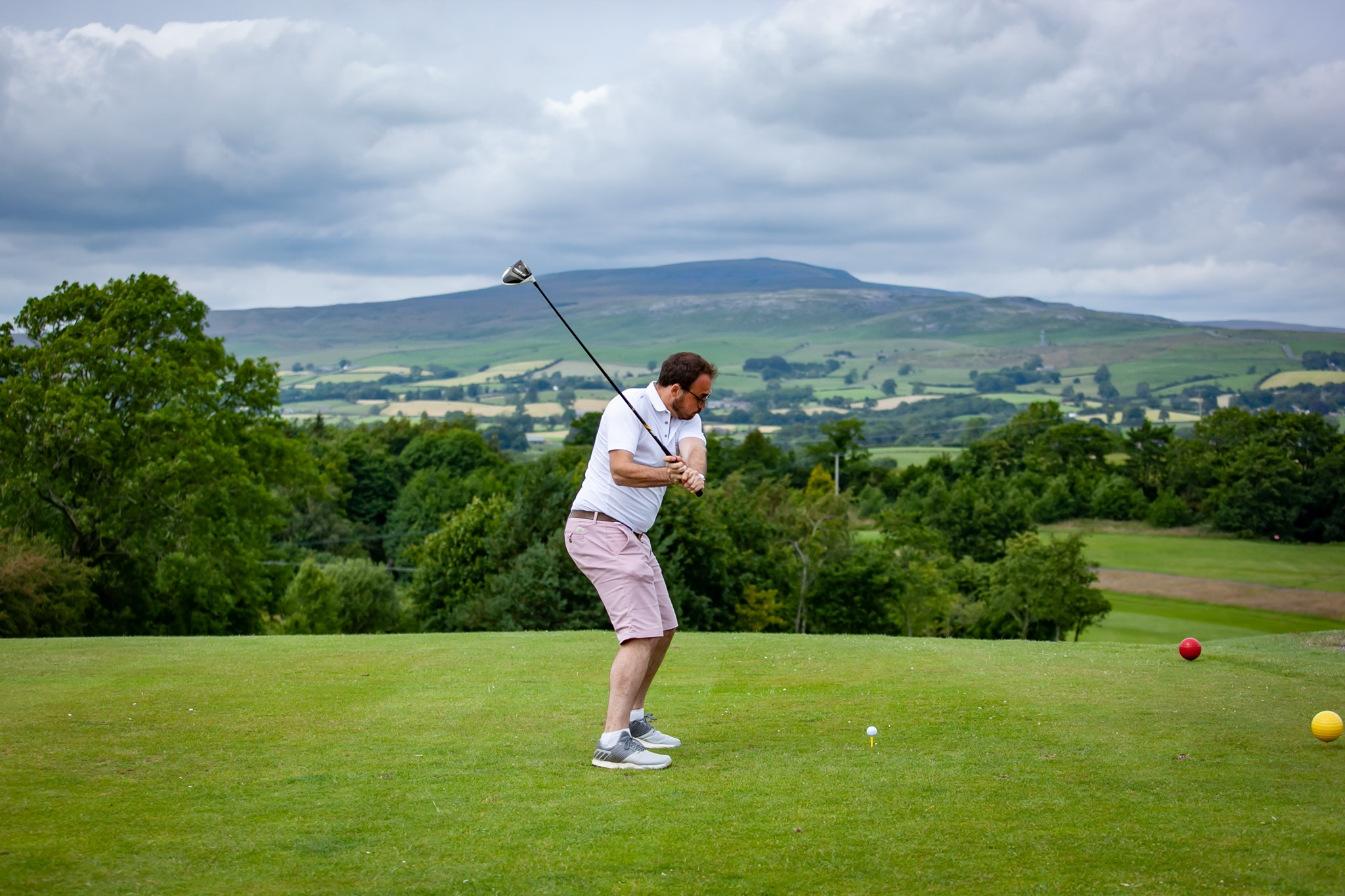 golf holidays at best of british touring parks