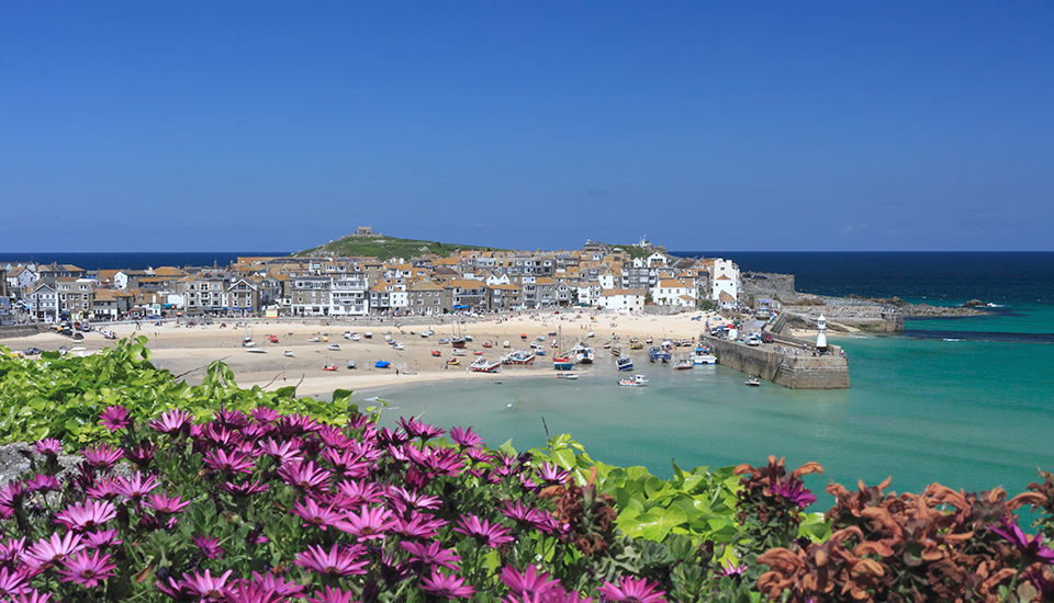 Trevalgan Touring Park >> Trevalgan Touring Park St Ives Cornwall | Best of British